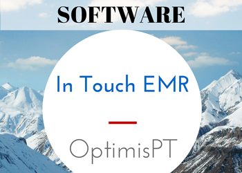 In Touch EMR vs. OptimisPT Physical Therapy Software